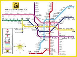 تحقیق مراحل ساخت مترو تهران و موانع پیش رو