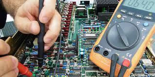 آموزش عیب یابی قطعات الکترونیکی