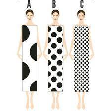 تحقیق تأثير و تدابير خطي در طراحي لباس