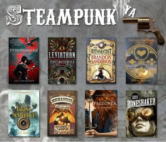 داستان های Steampunk