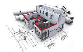 تحقیق نقشه کشی ساختمان