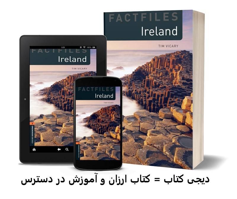 دانلود کتاب Oxford Bookworms Library Factfiles Level 2: Ireland