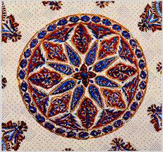 تحقیق هنر قلمكاري در ايران