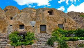 تحقیق حمام هاي صخره اي آذربايجان شرقي (تبريز)