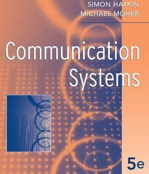 دانلود حل المسائل کتاب سیستم های مخابراتی هایکین Haykin