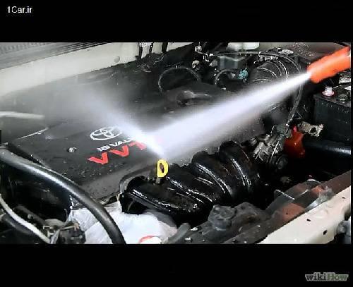 فرمول محلول شستشوی موتور انواع خودرو