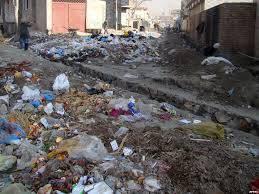 مقاله مدیریت منابع ضایعات شهری
