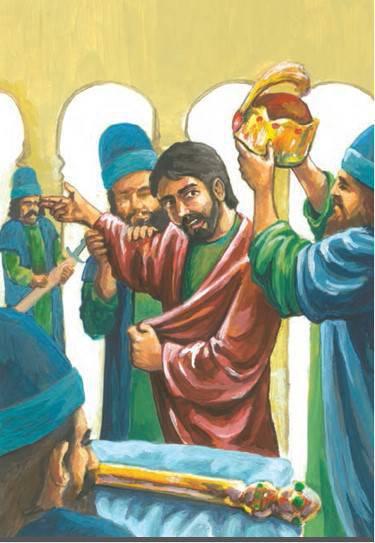پاورپوینت درس سوم پیام های آسمانی پایه هفتم