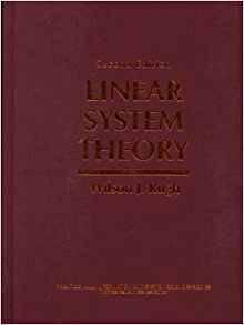 دانلود حل المسائل کتاب نظریه سیستم خطی ویلسون راگ Wilson Rugh