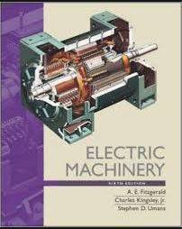 دانلود حل المسائل ماشین های الکتریکی فیتز جرالد Fitzgerald