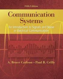 دانلود حل المسائل کتاب سیستم های مخابراتی کارلسون Carlson