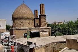 پروژه مرمت مسجد و مدرسه معیر الممالک در تهران