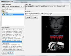 پروژه یک برنامه پخش MP3 ساده