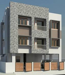 دانلود پروژه رویت REVIT خانه دو طبقه با پیلوتی