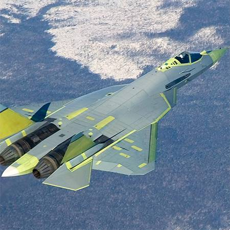 مدلینگ جنگنده sukhoi T 50 pak fa