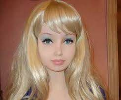 سابلیمینال چهره و بدن عروسکی