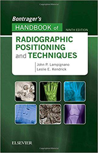 كتاب Handbook of Radiographic Positioning and Techniques