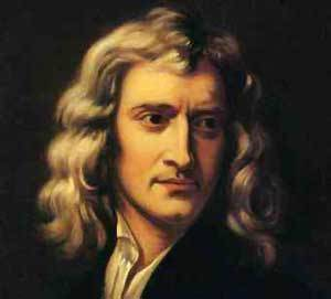 تحقیق در مورد اسحاق نیوتن