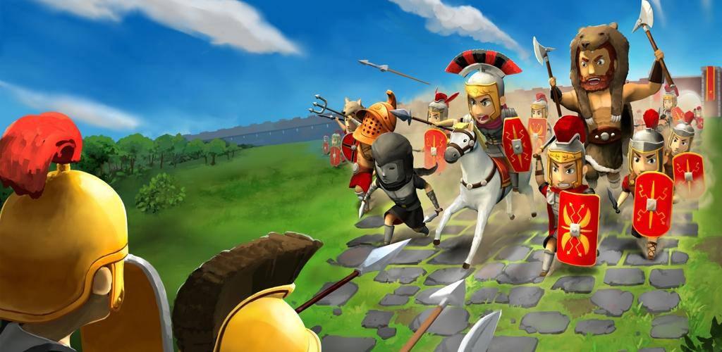 بازی گسترش امپراطوری روم