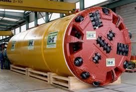 پاورپوینت دستگاه های حفر تونل TBM در 19 اسلاید