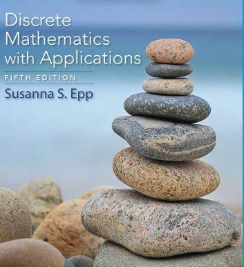 دانلود حل المسائل کتاب ریاضیات گسسته سوزانا اپپ Susanna Epp