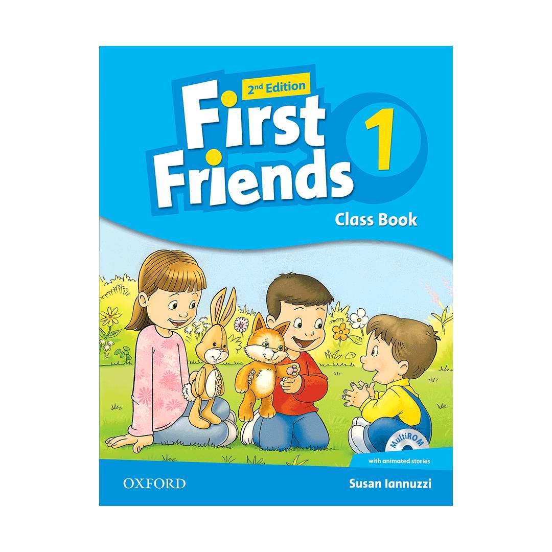 First Firends 1