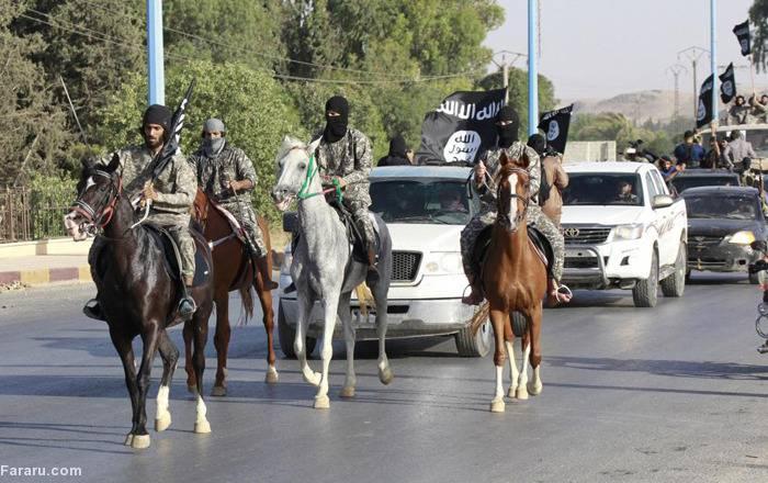 دانلود پاورپوینت گروه تروریستی داعش