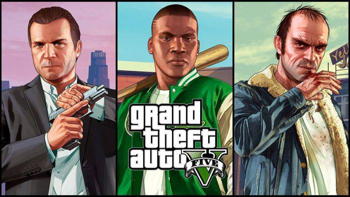 Grand Theft Auto V برای اندروید