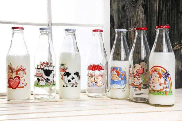 فرمول پودر شست شوی شیشه شیر