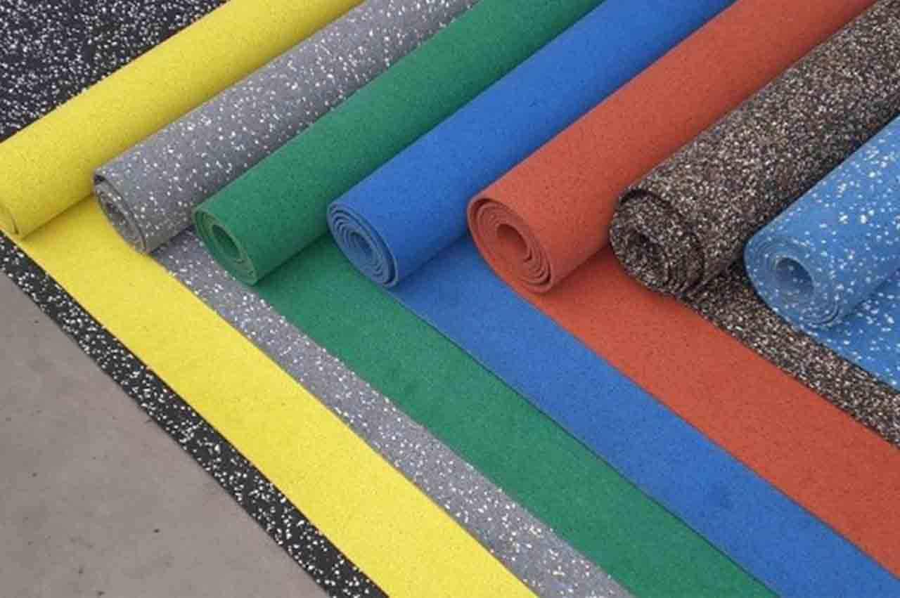 فرمول محلول تمیز کننده کف پوش لاستیکی