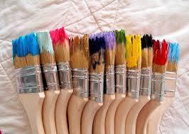 فرمول محلول تمیز کننده قلم موی نقاشی
