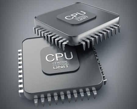 پاورپوینت سی پی یو (CPU)