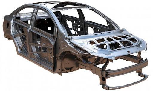 پروژه آماده كردن فلزات براي استفاده در ساخت بدنه خودرو