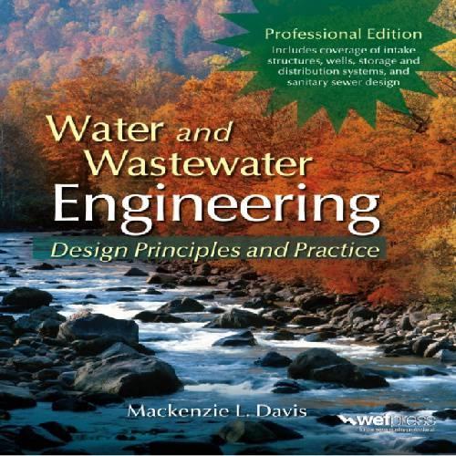 کتاب مهندسی آب و فاضلاب مکنزی لیو دیویس