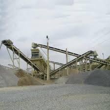 پاورپوینت ماشین آلات راهسازی و ساختمانی  کارخانه سنگ شکن