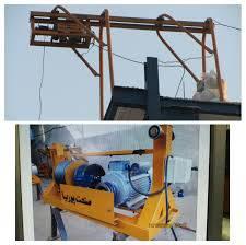 پاورپوینت ماشین آلات راهسازی و ساختمانی   بالا برهای ساختمانی