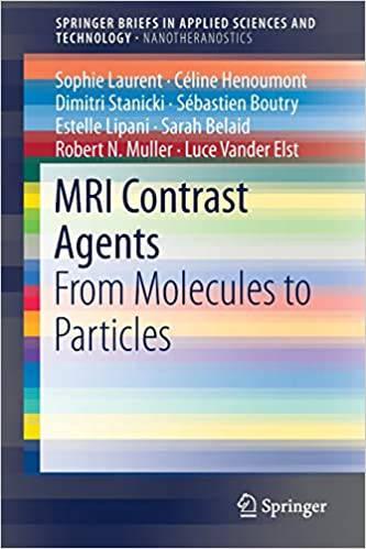 کتاب MRI Contrast Agents: From Molecules to Particles زبان اصلی