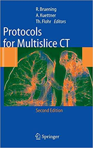 كتاب Protocols for Multislice CT زبان اصلي