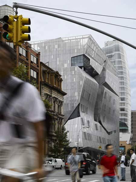 مدرسه معماری کوپر یونیون نیویورکدر 44 اسلاید