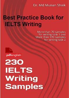 کتاب 230IELTS Writing Samples