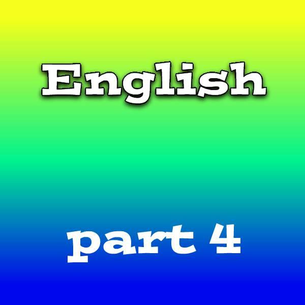 آموزش زبان انگلیسی قسمت چهارم