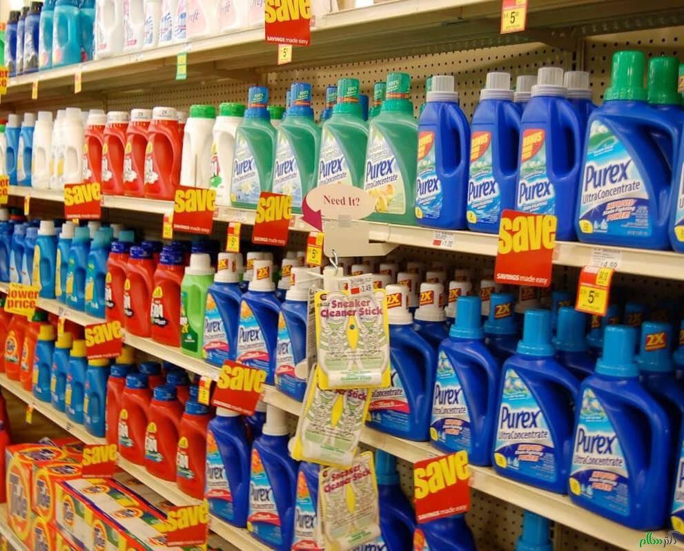 فروش فرمول های بسته حمایتی تولید انواع شوینده خانگی