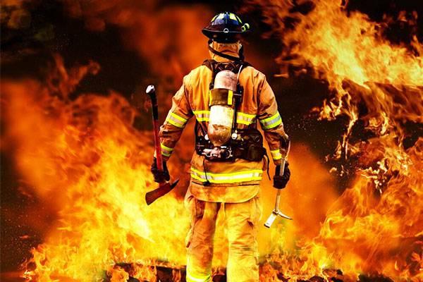 برنامه بدنسازی آتش نشان