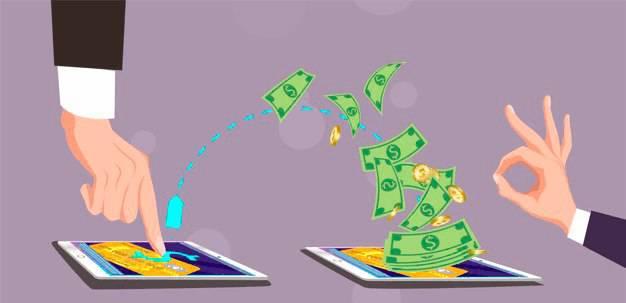 کسب درآمد اینترنتی حداقل روزی 600هزار تومان