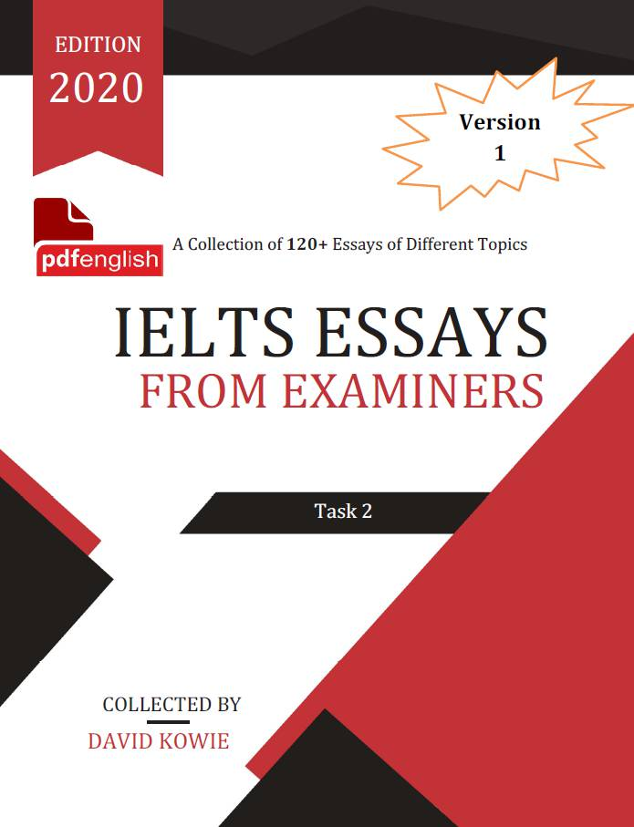 کتاب IELTS Essays from Examiners