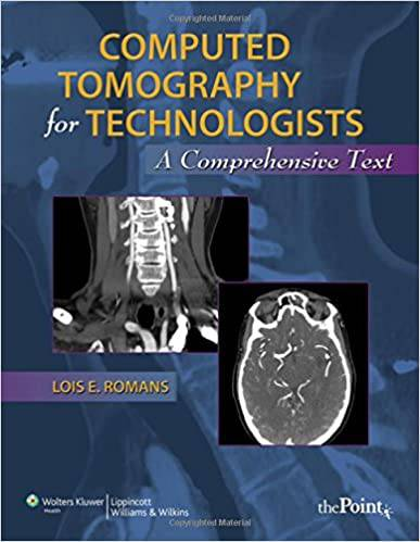 كتاب Computed Tomography for Technologists: A Comprehensive Text زبان اصلي