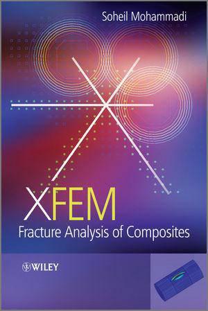 کتاب XFEM شکستگی تجزیه و تحلیل کائوچو و مواد مرکب