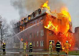 پاورپوینت خطرات ناشي از حريق
