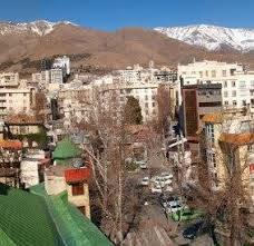 پاورپوینت بررسی و مطالعه محله نیاوران منطقه 1 شهرداری تهران