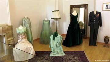 رساله معماري طراحی موزه لباس ایرانی